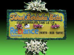 Karangan Bunga Duka Cita reliance