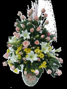 Bentuk Buket Bunga Pengantin
